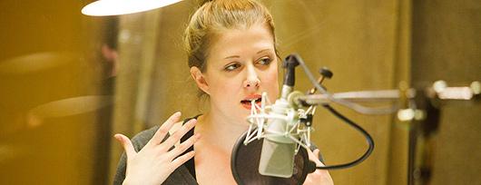 Mikrofonsprechen